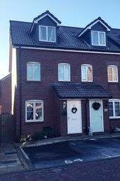 Thumbnail 3 bed end terrace house to rent in Colling Lane, Tidworth