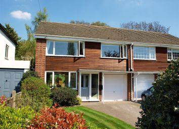 Thumbnail 4 bed semi-detached house for sale in Warren Avenue, Shortlands, Bromley