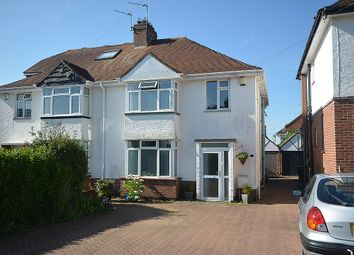 Thumbnail 4 bed semi-detached house for sale in Cranbrook Road, Heavitree, Exeter