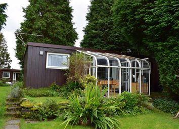 Thumbnail 2 bedroom chalet for sale in 33, Plas Panteidal, Aberdyfi, Gwynedd
