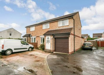 Thumbnail 4 bed semi-detached house for sale in Palm Tree Close, Bridgwater
