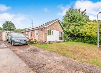 Thumbnail 2 bedroom bungalow for sale in Ridgeway, Stanground, Peterborough, Cambridgeshire