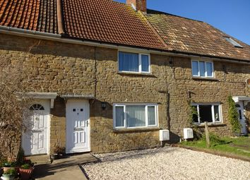 Thumbnail 2 bedroom terraced house to rent in Broadway, Higher Odcombe, Yeovil