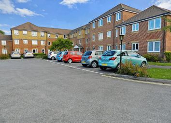 Thumbnail 1 bed flat for sale in Canberra Court, Gosport