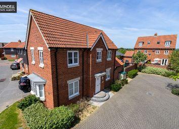 Thumbnail 3 bed link-detached house for sale in Lidsey Lane, Bersted Park, Bognor Regis, West Sussex.