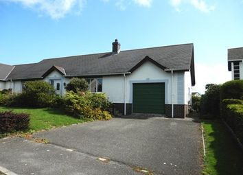 Thumbnail 3 bed detached bungalow for sale in Parc Ffos, Ffosyffin, Aberaeron