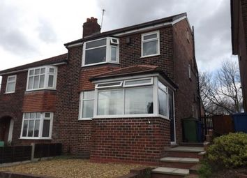 Thumbnail 3 bed semi-detached house for sale in Elm Tree Road, Bredbury, Stockport, Greater Manchester