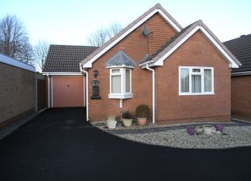 Thumbnail 2 bed detached bungalow for sale in Mendip Road, Hayley Green, Halesowen