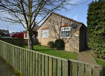 Thumbnail 2 bed semi-detached bungalow for sale in Hamerton Road, Hunmanby, Filey
