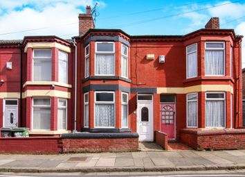 Thumbnail 3 bed terraced house for sale in Tatton Road, Tranmere, Birkenhead