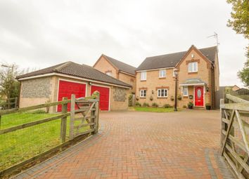 Thumbnail 4 bed detached house for sale in Constable Road, Haverhill