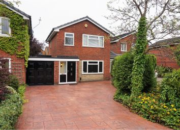 Thumbnail 3 bed detached house for sale in Larchwood, Oldham