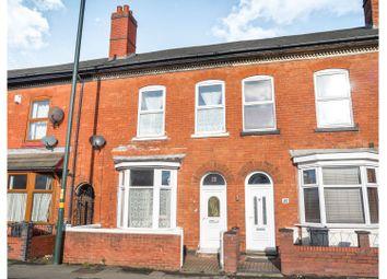 3 bed terraced house for sale in Yardley Green Road, Birmingham B9
