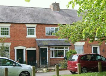 Thumbnail 2 bed terraced house for sale in High Street, Albrighton, Wolverhampton