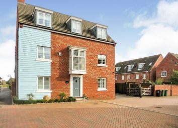 Thumbnail Detached house for sale in Freshwater Road, Hampton Vale, Peterborough