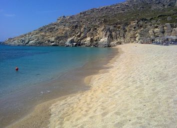 Thumbnail Land for sale in Agrari Beach, Mykonos, Cyclade Islands, South Aegean, Greece