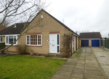 Thumbnail 2 bed semi-detached bungalow for sale in Rishworth Grove, Clifton Moor, York