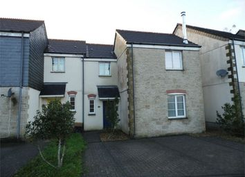 Thumbnail 3 bed semi-detached house to rent in Penwithick Park, Penwithick, St Austell, Cornwall