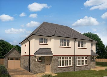 Thumbnail 3 bed semi-detached house for sale in Tinkinswood Green, Land Off Cowbridge Rd, St Nicholas, Vale Of Glamorgan