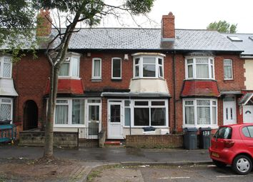 Thumbnail 4 bed terraced house to rent in Davey Road, Birmingham