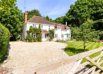 Thumbnail 5 bed detached house for sale in Weston Road, Upton Grey, Basingstoke, Hampshire