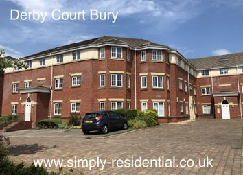 2 bed flat for sale in Derby Court, Walmersley Road, Bury BL9