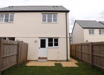 Thumbnail 2 bed property to rent in Treclago View, Camelford