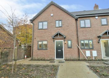 Thumbnail 2 bed terraced house for sale in Farnborough Road, Clifton, Nottingham
