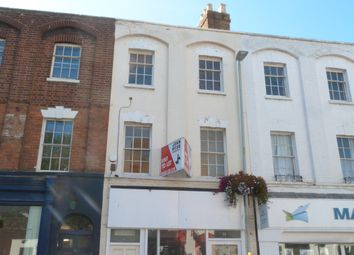 Thumbnail 2 bed flat to rent in Worcester Street, Gloucester