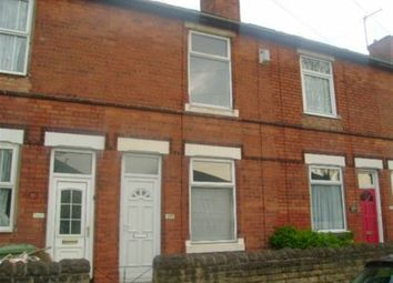 Thumbnail 2 bed terraced house to rent in Bobbers Mill Road, Bobbersmill, Nottingham