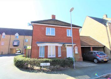 3 bed detached house for sale in Kirk Way, Myland, Colchester CO4
