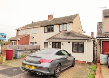 Thumbnail 4 bedroom semi-detached house to rent in Whitley Wood Road, Reading