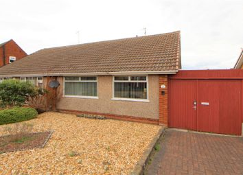 Thumbnail 2 bed semi-detached bungalow for sale in Warwick Avenue, Tuffley, Gloucester
