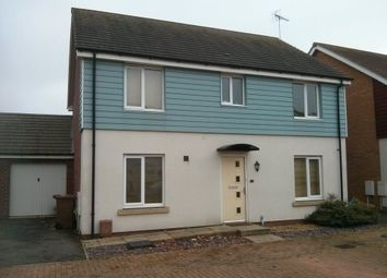 Thumbnail 1 bed property to rent in Brickton Close, Hampton Vale, Peterborough