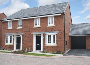 Thumbnail 3 bed detached house for sale in Oakhill Gardens, Gravel Hill, Swanmore