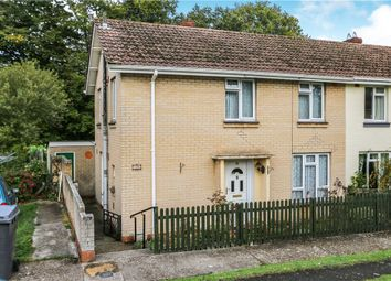 Thumbnail 3 bed semi-detached house for sale in Cowleas Cottages, Awbridge, Romsey, Hampshire