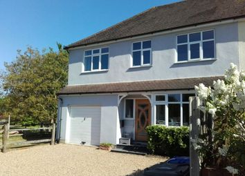 Thumbnail 6 bed semi-detached house for sale in Walton Road, West Molesey, Surrey