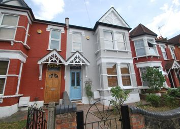 Thumbnail 3 bed terraced house for sale in Melbourne Avenue, London