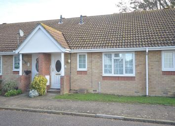 Thumbnail 1 bed terraced bungalow for sale in Lyon Close, Clacton-On-Sea