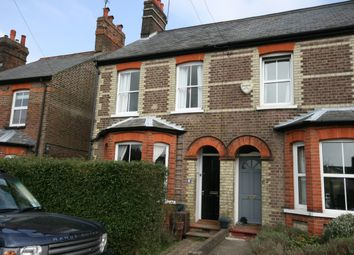 Thumbnail 3 bed terraced house to rent in Cowper Road, Harpenden