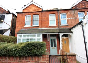 Thumbnail 3 bed semi-detached house for sale in Walton Road, East Molesey