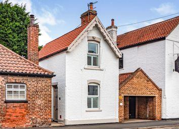 Thumbnail 2 bedroom detached house for sale in East End, Walkington, Beverley