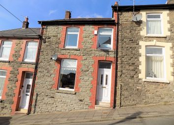 Thumbnail 3 bed property for sale in Crosswood Street, Treorchy, Rhondda, Cynon, Taff.