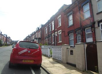 Thumbnail 2 bedroom terraced house to rent in Bayswater Crescent, Leeds