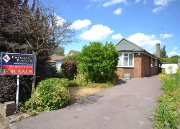 Thumbnail 3 bed bungalow for sale in Delves Avenue, Tunbridge Wells, Kent