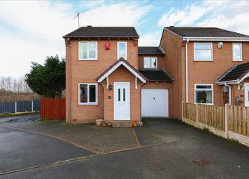 Thumbnail 3 bed link-detached house for sale in Jordanthorpe Green, Sheffield