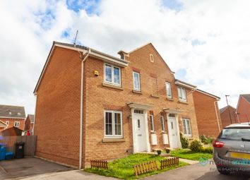 Thumbnail 3 bed semi-detached house for sale in Dene Place, Handsworth