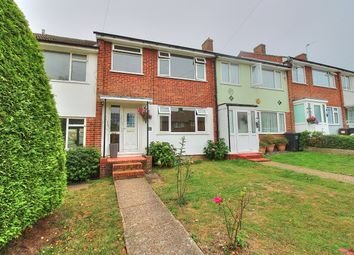Thumbnail 3 bed terraced house for sale in Timberley Road, Eastbourne
