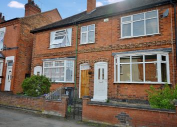 Thumbnail 2 bedroom terraced house for sale in Richmond Road, Aylestone, Leicester