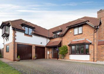 Thumbnail 5 bed detached house for sale in Simpson Road, Walton Park, Milton Keynes, Buckinghamshire